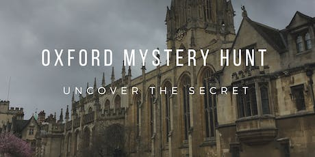 Oxford Mystery Hunt: The Secrets of the Shields tickets