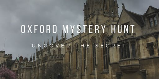 Oxford Mystery Hunt: The Secrets of the Shields