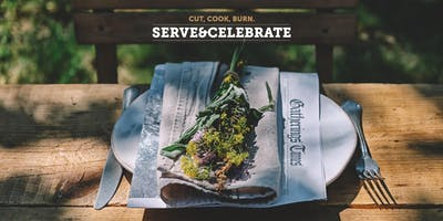 Cut, cook, burn, serve and celebrate - Gatherings Out in the Fields