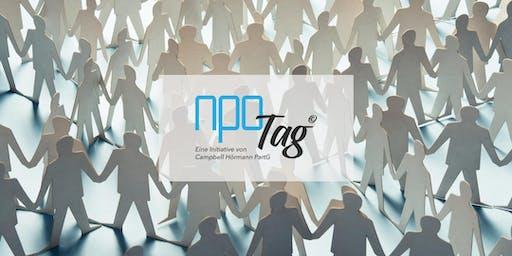 NPO Tag - Fachtagung und Netzwerkevent für Non-Profit-Organisationen