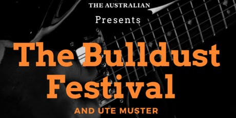 The Bulldust Festival tickets