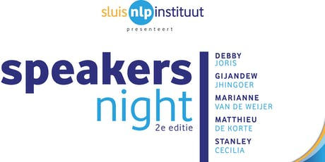 Speakers Night - Juni - SNLPI tickets