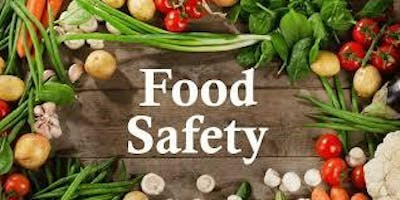 Food Safety for Beginners  - Morecambe Library