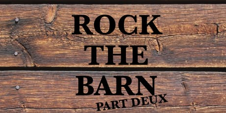 Rock The Barn 2019 tickets