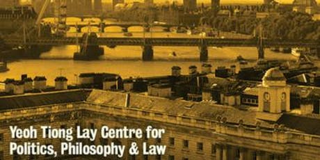 The YTL Law and Justice Forum: Technology and Manipulation tickets