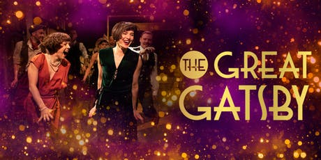 The Great Gatsby (Vlaamse versie) | 20 Juli 2019 tickets