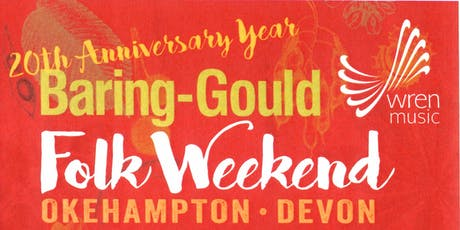 Baring-Gould Folk Weekend 2019 tickets