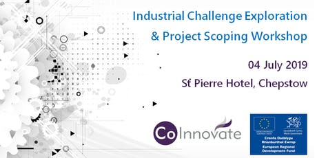 Industrial Challenge Exploration & Project Scoping Workshop tickets