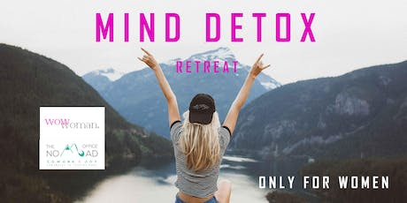 MIND DETOX RETREAT entradas