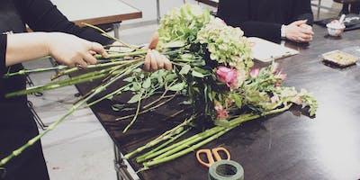 Family Flower Arranging Workshops