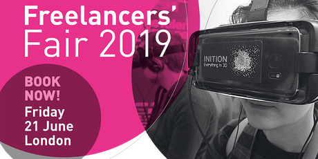 Freelancers' Fair 2019 - booking now! tickets