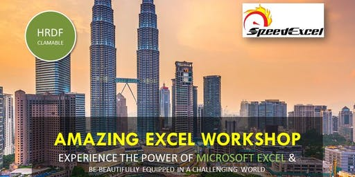 MICROSOFT EXCEL PRACTICAL & FUN WORKSHOP