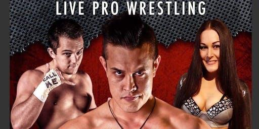 Australian Wrestling Revolution Presents: Destruction 2019