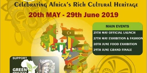 AFRICA FOOD TASTING AND JOLLOF RICE COOKING COMPETITION