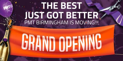 New PMT Birmingham Super Store Grand Opening