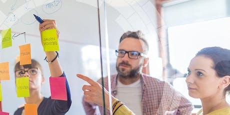 Wie gelingt Digitalisierung? Thema: Organisationsstruktur & Verantwortung Tickets