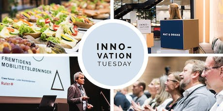 Innovation Tuesday med Otovo  tickets