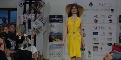 """Conferenza stampa della 18° edizione di """"Moda all'Ombra del Vesuvio"""""""