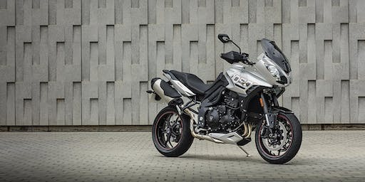 Triumph Tiger Sport Test Ride