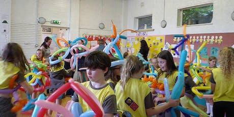 Balloon Twisting Workshop 101 tickets