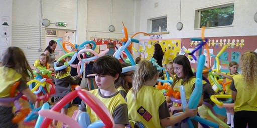 Balloon Twisting Workshop 101