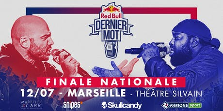 Red Bull Dernier Mot - Finale tickets