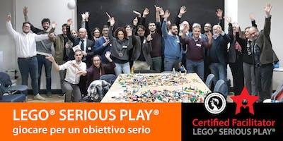 Crea il Tuo obiettivo con Lego Serious Play