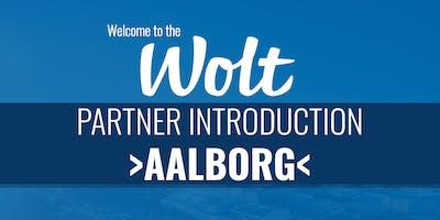 Wolt Partner Intro - >Aalborg<