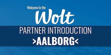 Wolt Partner Intro - >Aalborg< tickets