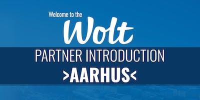 Wolt Partner Intro - >Aarhus<
