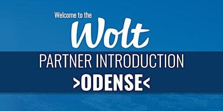 Wolt Partner Intro - >Odense< tickets