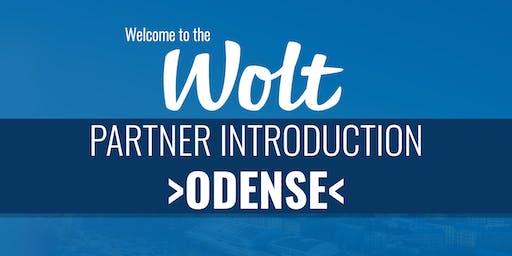 Wolt Partner Intro - >Odense<