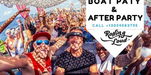 Miami Booze Cruise Party boat- unlimited drinks included