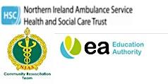 Heartstart UPDATE Training Education Authority - EA Dundonald Offices