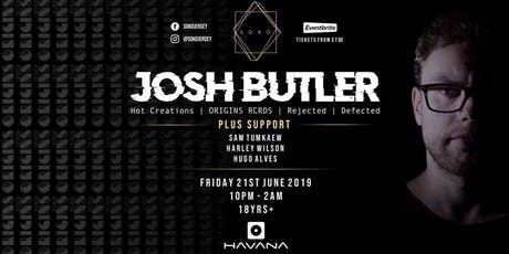 SOKO PRESENTS: JOSH BUTLER + HUGO ALVES, HARLEY WILSON + SAM TUMKAEW tickets