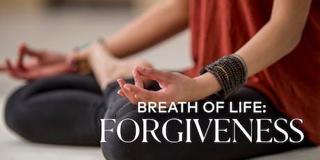 Breath of Life: Forgiveness (EN) Tickets