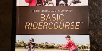BRC1#405AM 7/2, 7/6 & 7/7 (Tues night classroom session with Sat & Sun MORNING riding sessions)