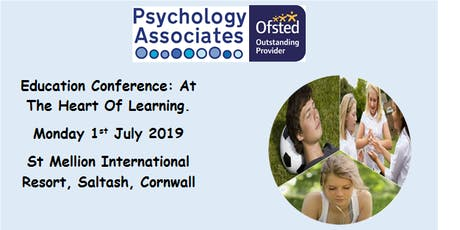 Psychology Associates - Education Conference - At the Heart of Learning  tickets