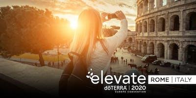 dōTERRA Elevate 2020 Europe Convention