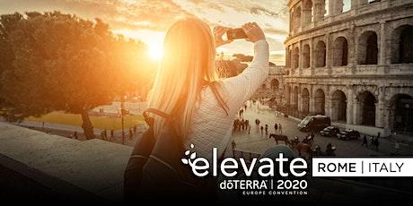 dōTERRA Elevate 2020 Europe Convention biglietti