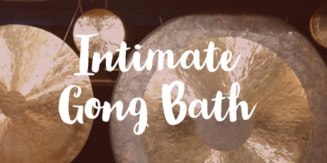 Intimate Gong Bath tickets