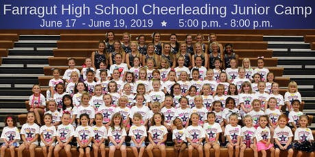 Farragut High School Cheerleading Junior Camp tickets
