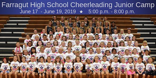Farragut High School Cheerleading Junior Camp