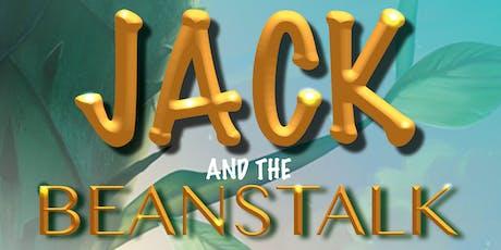 Jack & The Beanstalk tickets