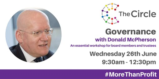 Governance Workshop with Donald McPherson