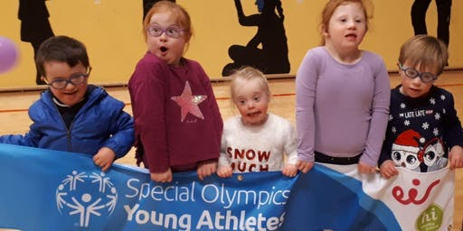 Young Athlete Come & Try Day - Special Olympics Eastern