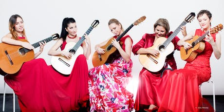 Concert - Gitarrissima - guitar ensemble tickets