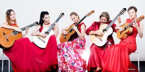 Concert - Gitarrissima - guitar ensemble