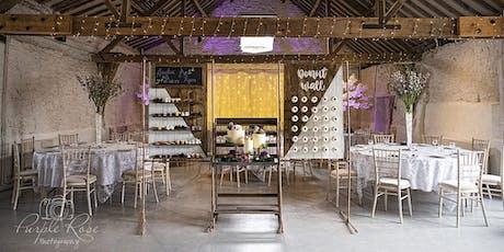 Wedding Venue open evening - Cruck Barn Milton Keynes tickets