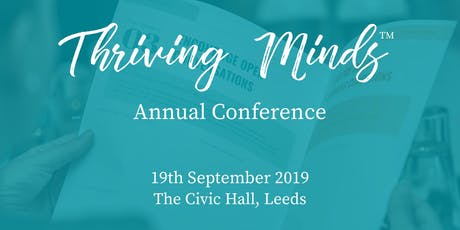 Thriving Minds Annual Conference  tickets